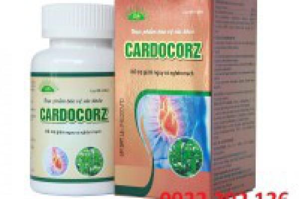 Kính báo về việc áp dụng giá bán lẻ mới cho sản phẩm Thực phẩm Bảo vệ sức khỏe Cardocorz